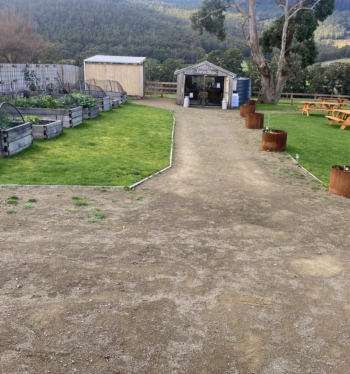 farm gate sales